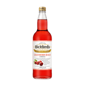 Bickfords Cordial Cranberry