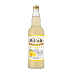 Bickfords Cordial Lemon