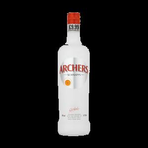 Liqueur Archers Schnapps