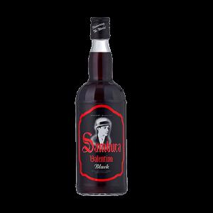 Liqueur Valentino Black Sambuca