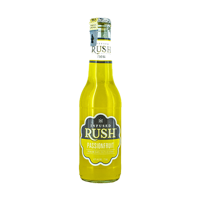 RTD Infused Rush Passionfruit