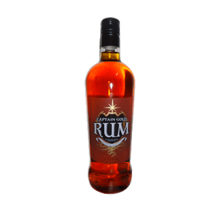 Rum Captain Gold