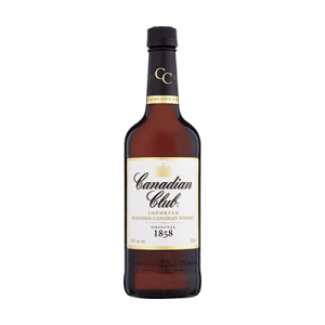 Whiskey Canadian Club