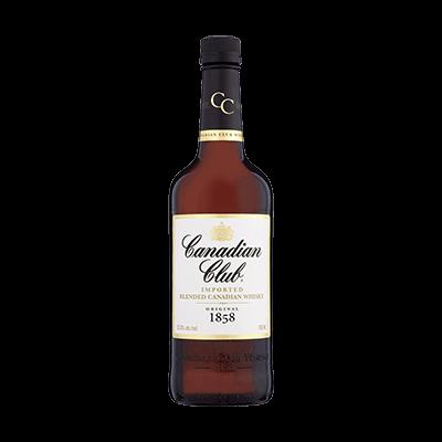 Whiskey Canadian Club