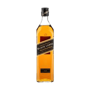Whiskey Johnnie Walker Black Label