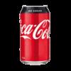 Coca Cola No Sugar