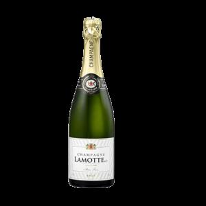 Champagne Lamotte 1