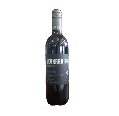 Leonard Rd Cab Merlot