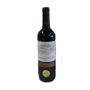 Chateau La Mothe Dubourg Bordeaux Rouge