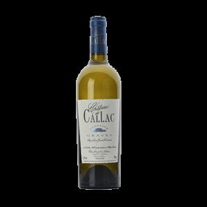 C De Callac Blanc 2018