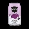 Macs Seltzer Passionfruit Mango 1x330ml