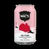 Macs Seltzer Strawberry & Rhubarb 1x330ml